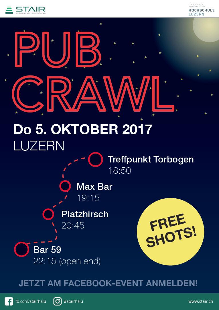 Pub Crawl #3