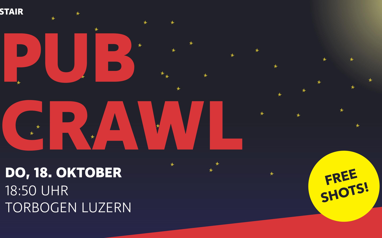 Pub Crawl #5