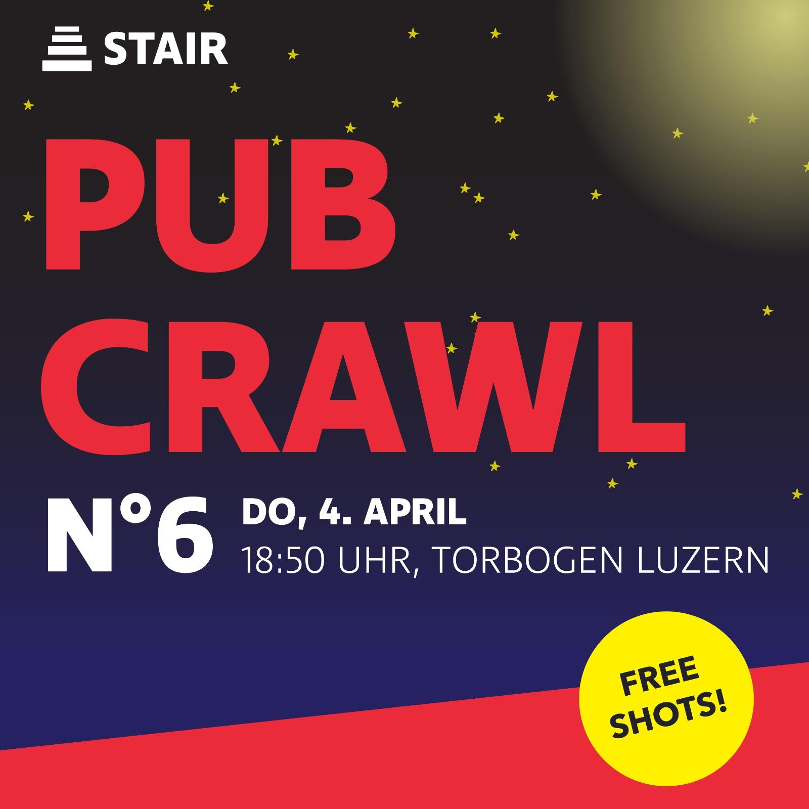 Pub Crawl #6
